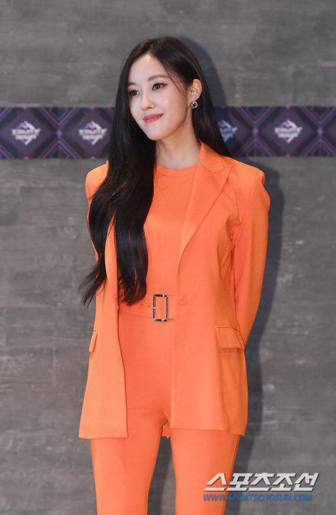 Góc logic: Đặt tựa single là Xoài nhưng Hyomin kiểu gì cũng phải ăn mặc như củ carot mới chịu - ảnh 4