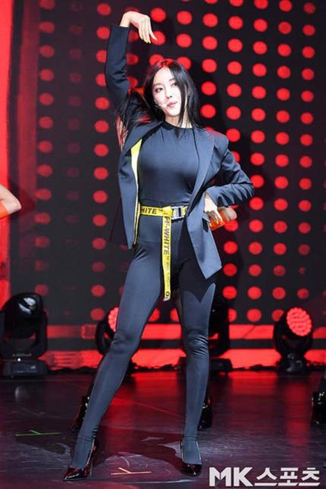 Góc logic: Đặt tựa single là Xoài nhưng Hyomin kiểu gì cũng phải ăn mặc như củ carot mới chịu - ảnh 10