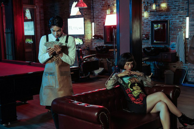 Nhìn loạt biểu cảm của Miu Lê trong MV mới, khán giả muốn có ngay một phim kinh dị cho cô nàng đóng chính! - ảnh 15