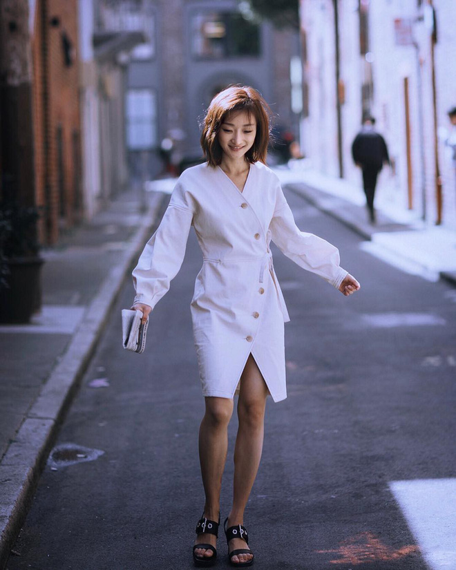 Vòng bụng lớn chỉ là chuyện nhỏ bởi đã có 5 kiểu váy liền giúp các nàng che giấu hoàn hảo - ảnh 2