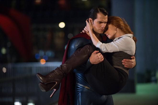 Xem lại khoảnh khắc chứng minh Superman của Henry Cavill là cực phẩm màn ảnh - ảnh 7