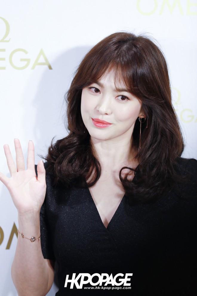 """Nếu bí ý tưởng F5 cho mái tóc mùa thu này, các nàng hãy ngắm qua 4 kiểu tóc """"ruột"""" của các mỹ nhân Hàn xem sao - ảnh 13"""