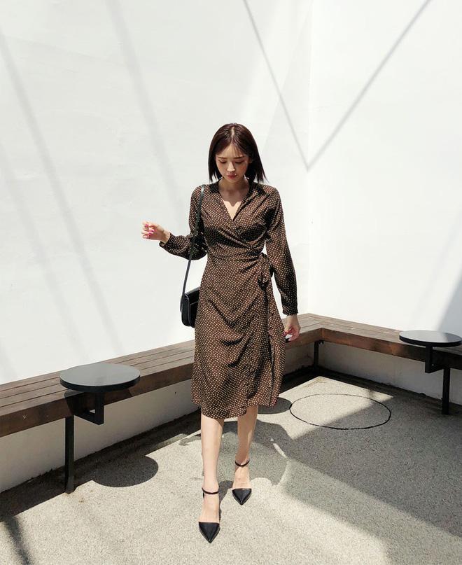 Vòng bụng lớn chỉ là chuyện nhỏ bởi đã có 5 kiểu váy liền giúp các nàng che giấu hoàn hảo - ảnh 4