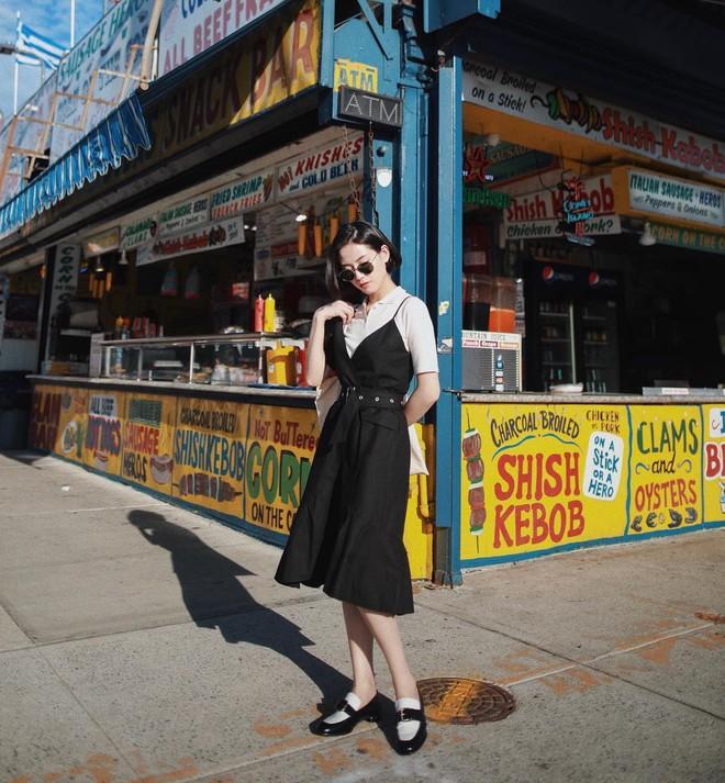 Vòng bụng lớn chỉ là chuyện nhỏ bởi đã có 5 kiểu váy liền giúp các nàng che giấu hoàn hảo - ảnh 5