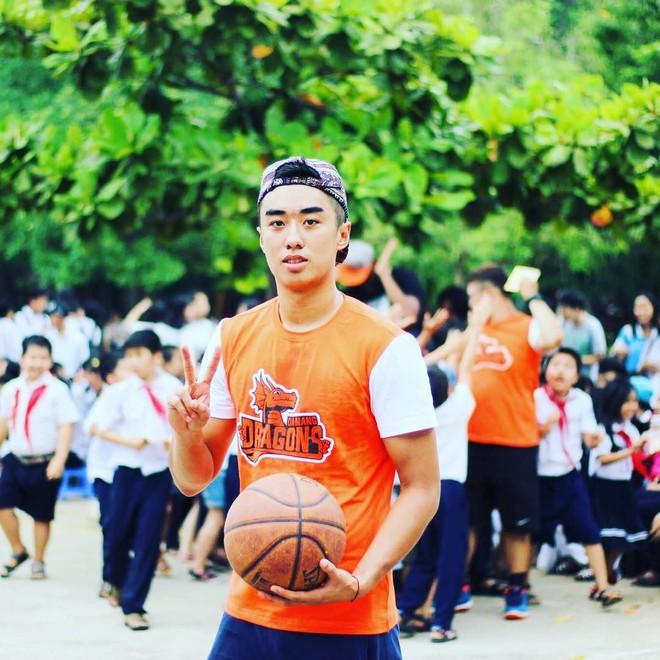 Của hiếm làng bóng rổ Việt: Cao 1m93, điển trai như diễn viên và có thành tích thi đấu khủng - ảnh 7