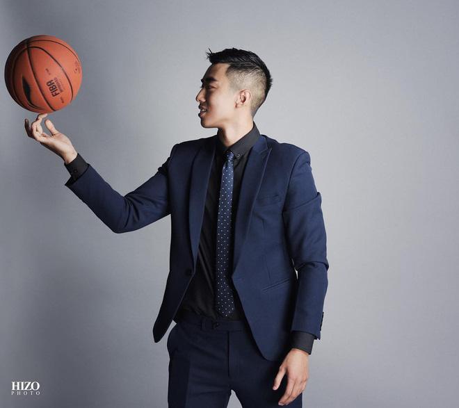 Của hiếm làng bóng rổ Việt: Cao 1m93, điển trai như diễn viên và có thành tích thi đấu khủng - ảnh 4