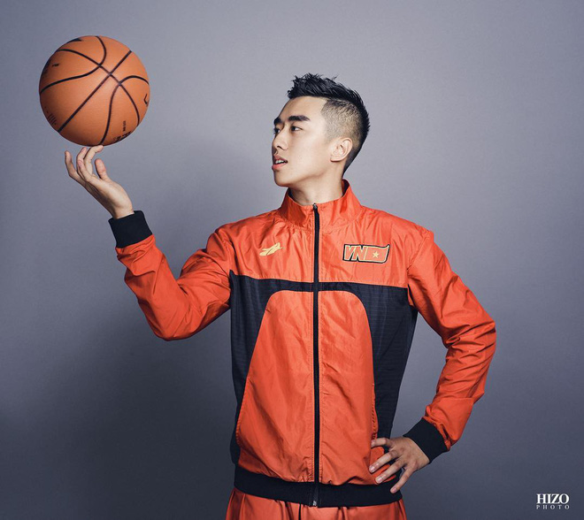 Của hiếm làng bóng rổ Việt: Cao 1m93, điển trai như diễn viên và có thành tích thi đấu khủng - ảnh 1