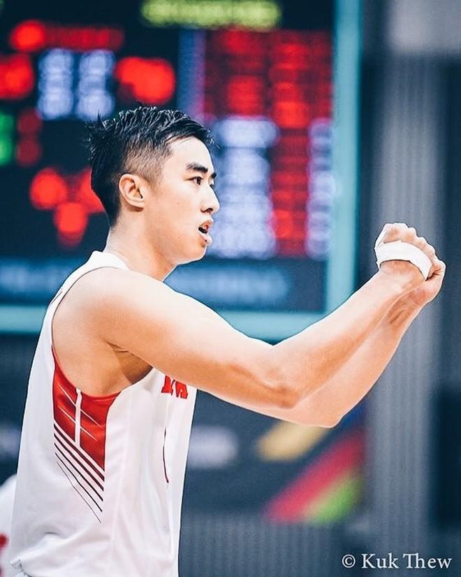 Của hiếm làng bóng rổ Việt: Cao 1m93, điển trai như diễn viên và có thành tích thi đấu khủng - ảnh 13