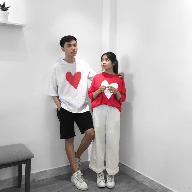 Couple Đà Nẵng sinh năm 1999 đũa lệch 28cm diện đồ siêu xinh, có câu chuyện tình yêu ngọt ngào - ảnh 9