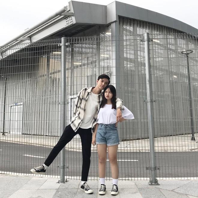 Couple Đà Nẵng sinh năm 1999 đũa lệch 28cm diện đồ siêu xinh, có câu chuyện tình yêu ngọt ngào - ảnh 7
