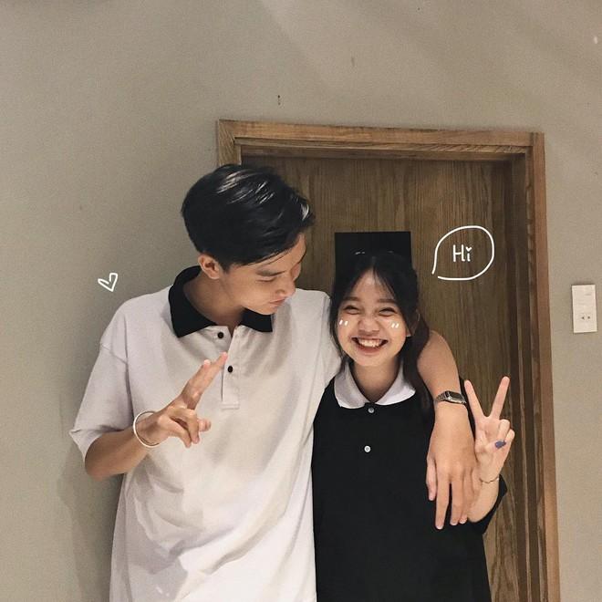 Couple Đà Nẵng sinh năm 1999 đũa lệch 28cm diện đồ siêu xinh, có câu chuyện tình yêu ngọt ngào - ảnh 12