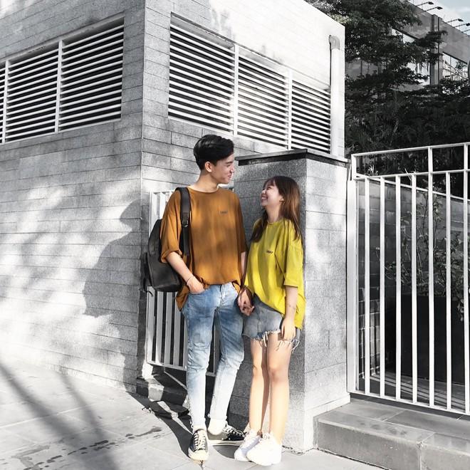 Couple Đà Nẵng sinh năm 1999 đũa lệch 28cm diện đồ siêu xinh, có câu chuyện tình yêu ngọt ngào - ảnh 10