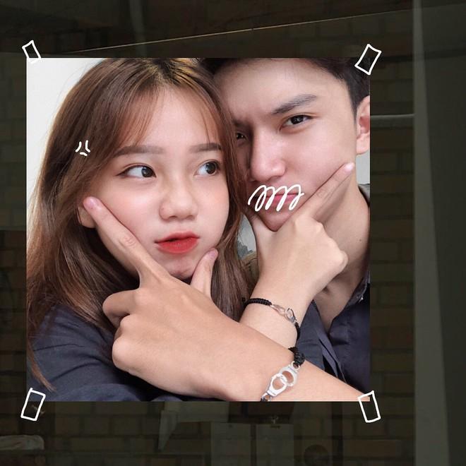 Couple Đà Nẵng sinh năm 1999 đũa lệch 28cm diện đồ siêu xinh, có câu chuyện tình yêu ngọt ngào - ảnh 2