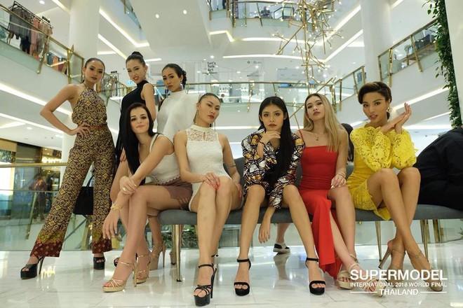 Đại diện Việt Nam - Khả Trang giành quán quân Siêu mẫu quốc tế 2018 - ảnh 4