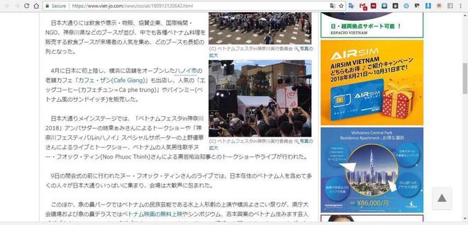 Noo Phước Thịnh nhận cơn mưa lời khen từ nghệ sĩ và truyền thông Nhật Bản sau chuyến lưu diễn - Ảnh 4.