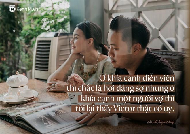 Đinh Ngọc Diệp: Tôi không phải là đam mê của Victor Vũ! - ảnh 3