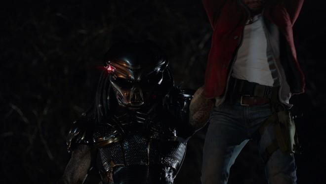 """Máu me, hài hước, nhưng """"The Predator"""" còn lâu mới xứng với thương hiệu Quái Thú Vô Hình đình đám một thời - ảnh 3"""