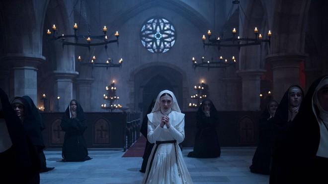 The Nun kết thúc dang dở, ta có thể trông đợi gì nếu như có phần 2? - ảnh 5