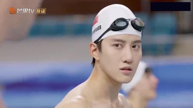 Đắm chìm mật ngọt ngôn tình với phim thể thao mới nổi - Tiên Sinh Bơi Lội - ảnh 4