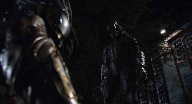 """Máu me, hài hước, nhưng """"The Predator"""" còn lâu mới xứng với thương hiệu Quái Thú Vô Hình đình đám một thời - ảnh 5"""