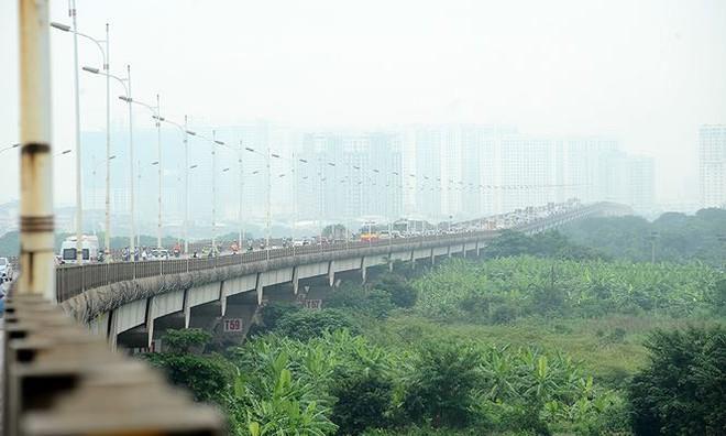 Có thể cấm cầu Vĩnh Tuy, Thanh Trì, Nhật Tân vì siêu bão Mangkhut?   - Ảnh 5.