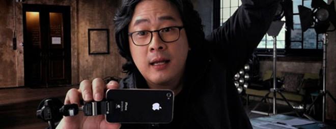 Phim kinh dị được đạo diễn The Handmaiden quay hoàn toàn bằng... iPhone 4 - ảnh 6