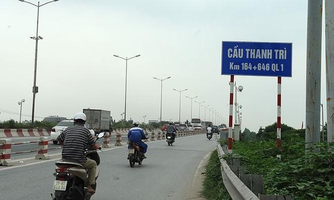 Có thể cấm cầu Vĩnh Tuy, Thanh Trì, Nhật Tân vì siêu bão Mangkhut?   - Ảnh 8.