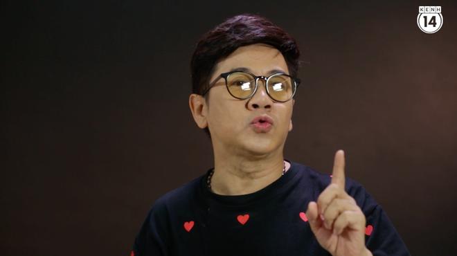 NSƯT Thành Lộc: Diễn viên mà thoát vai không được là diễn viên dở, nói nặng hơn là diễn viên nghiệp dư - ảnh 4