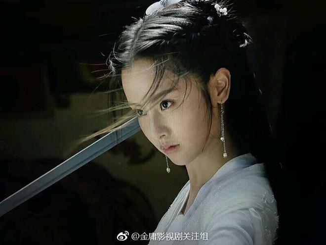 Nhan sắc thoát tục của nàng Tiểu Long Nữ phiên bản mới: Lưu Diệc Phi cuối cùng cũng có đối thủ! - ảnh 1