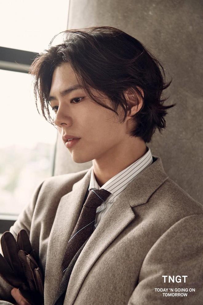 Cú lừa fan ngoạn mục của Park Bo Gum: cứ tưởng đã cắt tóc bảnh trai nhưng mà không, vẫn đang để tóc bà cô nhé! - ảnh 2