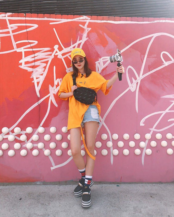 """Xinh đẹp bất chấp tuổi tác nhưng Dara lại cứ thích """"dìm"""" bản thân bằng trang phục sai trái - ảnh 17"""