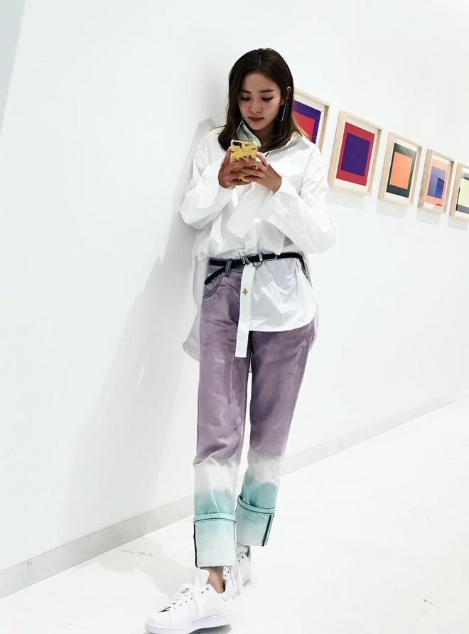 """Xinh đẹp bất chấp tuổi tác nhưng Dara lại cứ thích """"dìm"""" bản thân bằng trang phục sai trái - ảnh 10"""