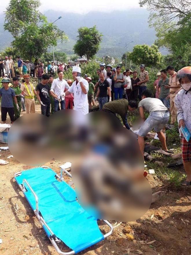 """Vụ tai nạn thảm khốc 13 người chết ở Lai Châu: """"Có những cơ thể đã không còn nguyên vẹn, nhìn thương tâm và đau xót lắm"""" - ảnh 6"""