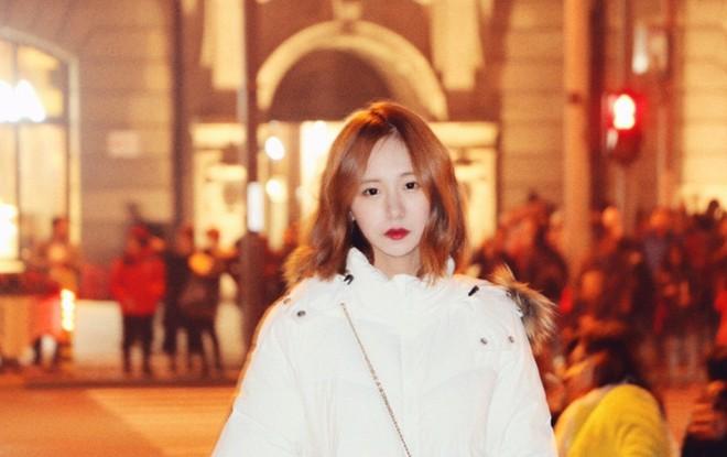 Có những kiểu người dù để kiểu tóc gì cũng đẹp, cô bạn Trung Quốc này chính là ví dụ - ảnh 4