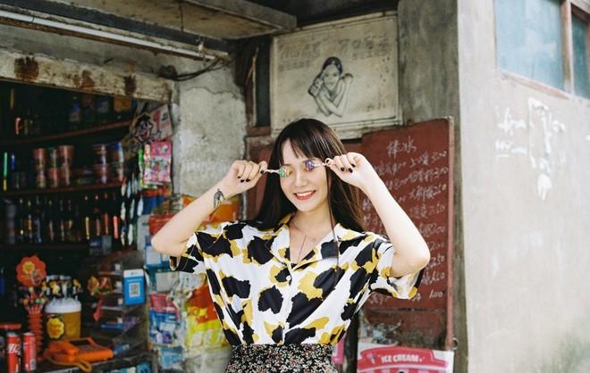 Có những kiểu người dù để kiểu tóc gì cũng đẹp, cô bạn Trung Quốc này chính là ví dụ - ảnh 2