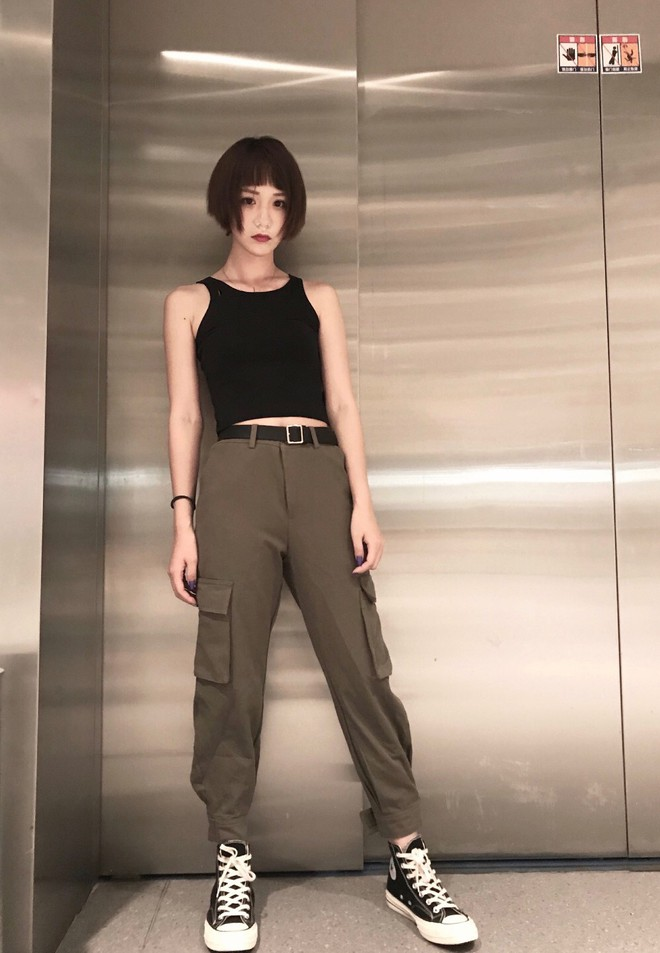 Có những kiểu người dù để kiểu tóc gì cũng đẹp, cô bạn Trung Quốc này chính là ví dụ - ảnh 9