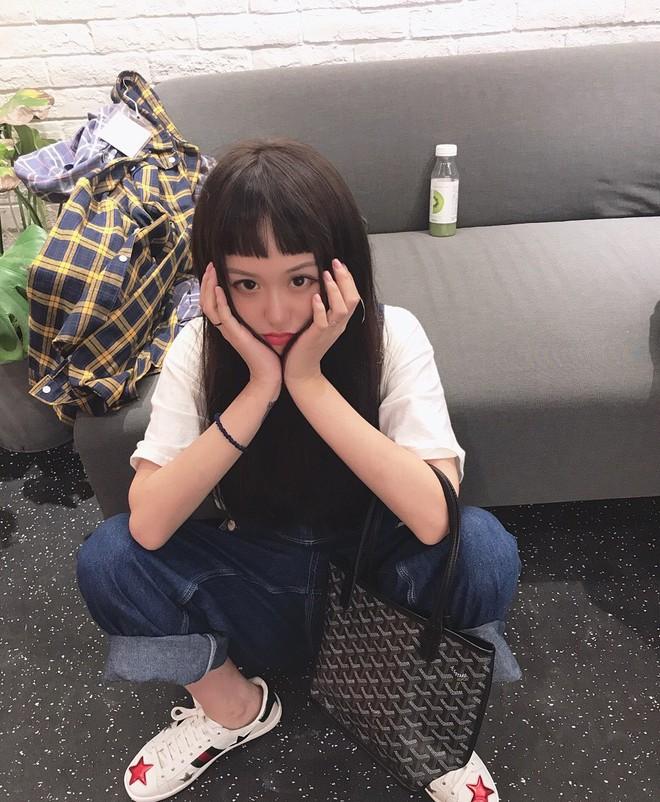 Có những kiểu người dù để kiểu tóc gì cũng đẹp, cô bạn Trung Quốc này chính là ví dụ - ảnh 18
