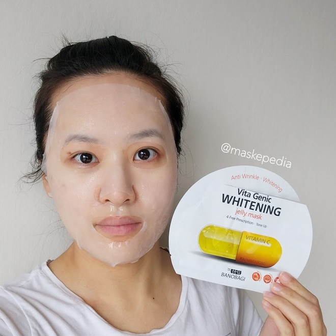 Vẫn biết đắp mặt nạ giấy sẽ giúp da đẹp lên, nhưng để chọn đúng loại thì bạn cần nhớ loạt bí kíp này - ảnh 8
