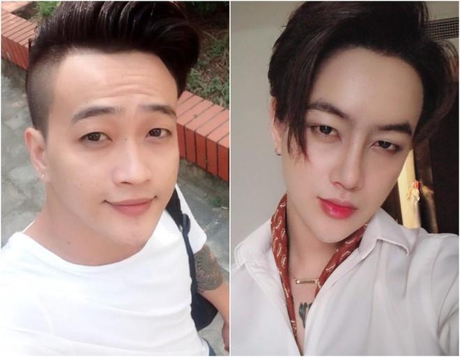 Sau màn lột xác phong cách ngoạn mục, cựu trưởng nhóm HKT vướng nghi vấn dao kéo vì vẻ ngoài khác lạ - ảnh 3