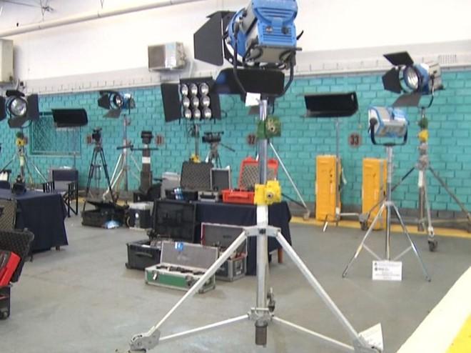 Nhiều thiết bị quay phim từ Hollywood bị đánh cắp được tìm thấy ở Argentina - ảnh 2
