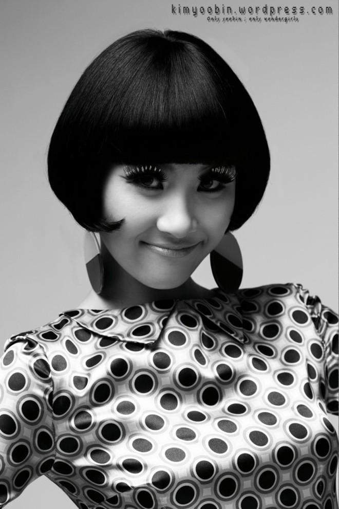 Cứ tưởng Sunmi đẹp bất khả chiến bại, thế mà cũng có lúc bị dìm vì kiểu tóc khó cảm - ảnh 6