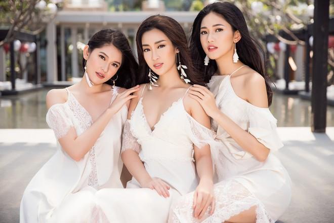 Trước ngày chuyển giao ngôi vị, Á hậu Thùy Dung hài hước chia sẻ về Top 3 Hoa hậu Việt Nam lành nhất Trái đất - ảnh 3