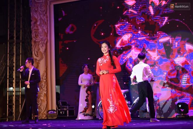 NHAT 2018: Nữ sinh chuyên Toán vừa xinh vừa giỏi trở thành Đại sứ mới của trường Ams - ảnh 20