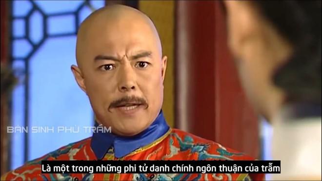 Ngã ngửa với đoạn clip Hạ Tử Vi chất vấn xem Càn Long yêu ai nhất trong hậu cung - ảnh 3