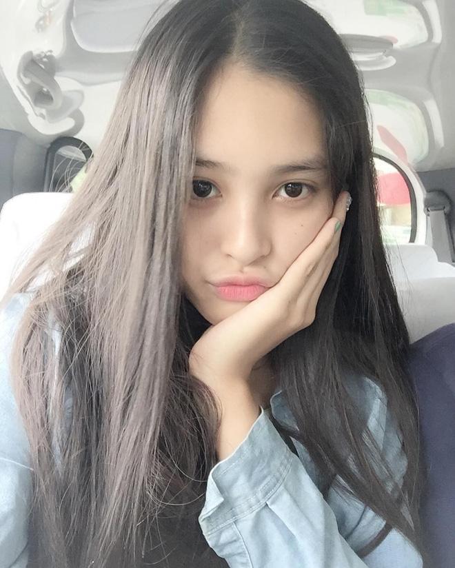 Vẻ đẹp đời thường vừa lai Tây, vừa gợi cảm hút hồn của Tân Hoa hậu Việt Nam 2018 Trần Tiểu Vy - ảnh 6