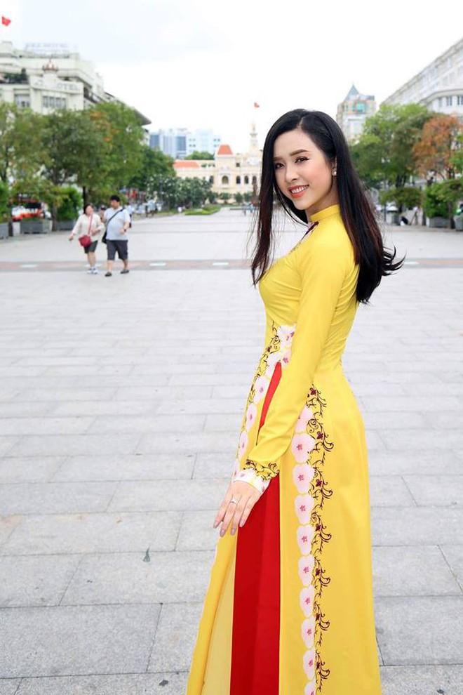 Soi học lực của Á hậu 2 Nguyễn Thị Thúy An: Sinh viên khoa Quản trị Kinh doanh và là Miss thân thiện của HUTECH - ảnh 15