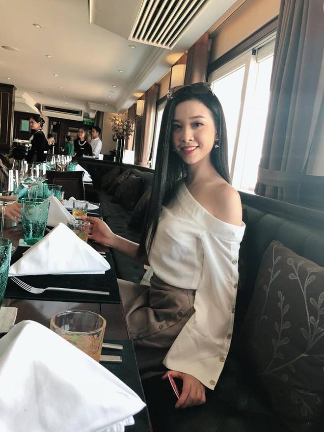 Soi học lực của Á hậu 2 Nguyễn Thị Thúy An: Sinh viên khoa Quản trị Kinh doanh và là Miss thân thiện của HUTECH - ảnh 14