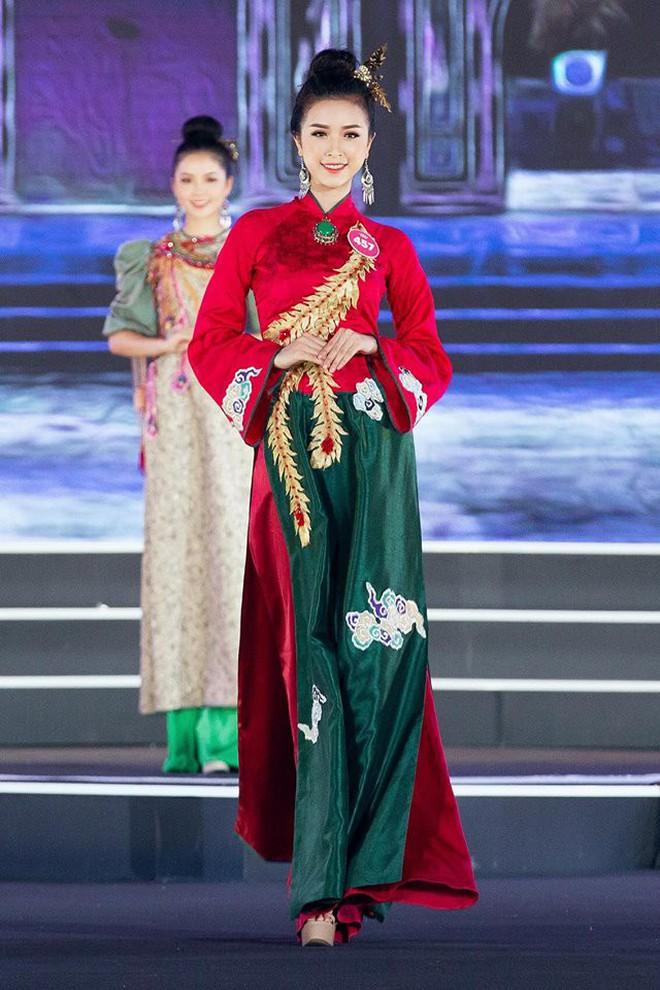 Soi học lực của Á hậu 2 Nguyễn Thị Thúy An: Sinh viên khoa Quản trị Kinh doanh và là Miss thân thiện của HUTECH - ảnh 6
