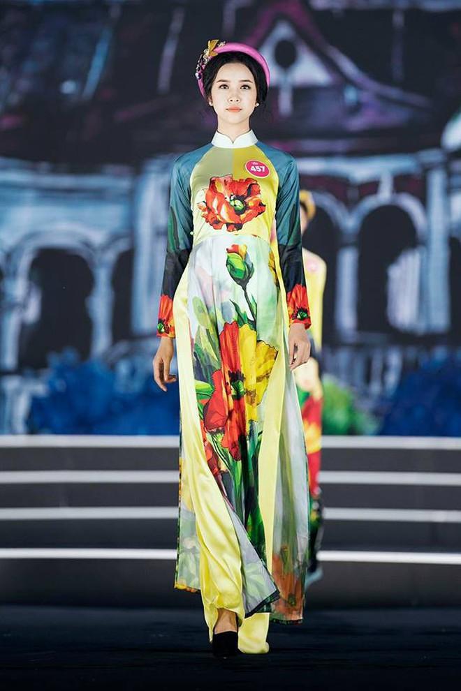 Soi học lực của Á hậu 2 Nguyễn Thị Thúy An: Sinh viên khoa Quản trị Kinh doanh và là Miss thân thiện của HUTECH - ảnh 5