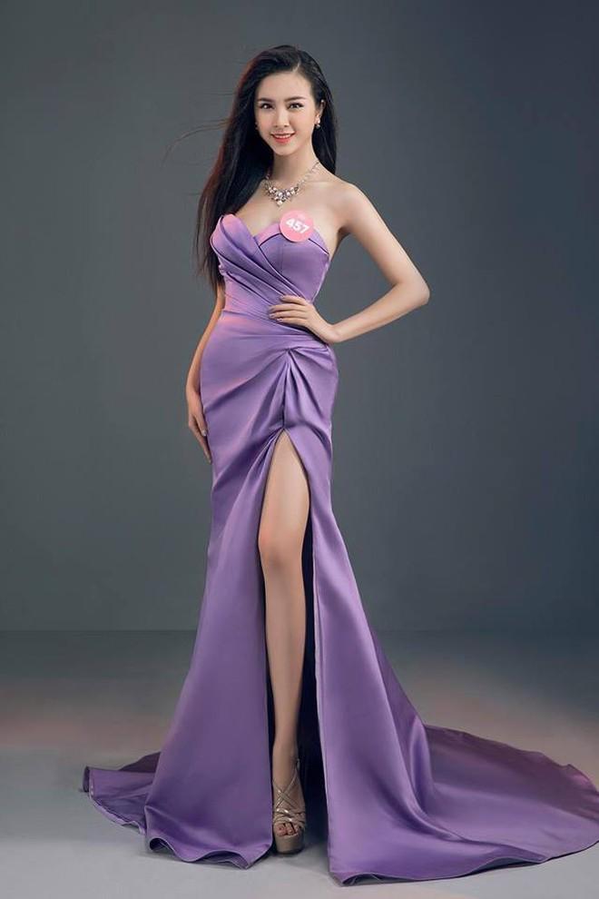 Soi học lực của Á hậu 2 Nguyễn Thị Thúy An: Sinh viên khoa Quản trị Kinh doanh và là Miss thân thiện của HUTECH - ảnh 3